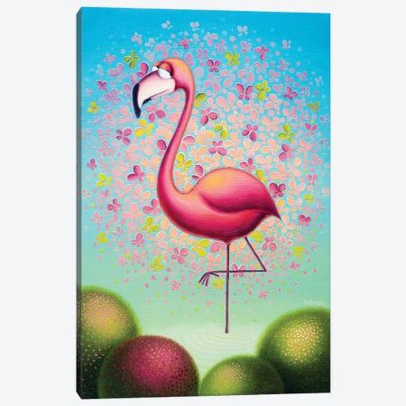 Stand Tall, Dream Big Canvas Print #GBE26} by Gabriela Elgaafary Canvas Art
