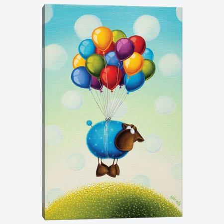 Dream Big! Canvas Print #GBE30} by Gabriela Elgaafary Canvas Art