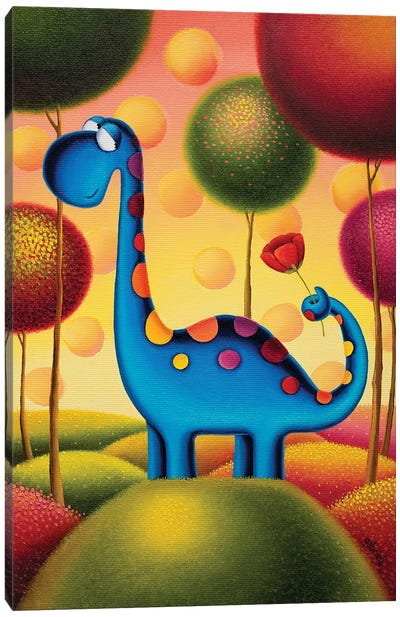 Dreamland Canvas Art Print
