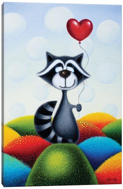 Choose Happy! Canvas Art Print