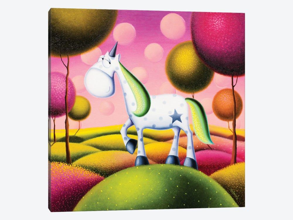 Wonderland by Gabriela Elgaafary 1-piece Canvas Wall Art