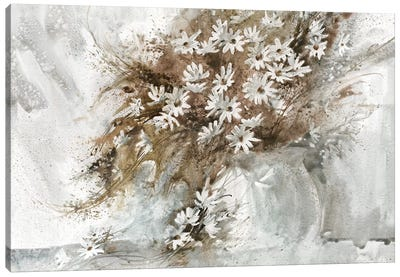 Daisy Arrangement Canvas Art Print