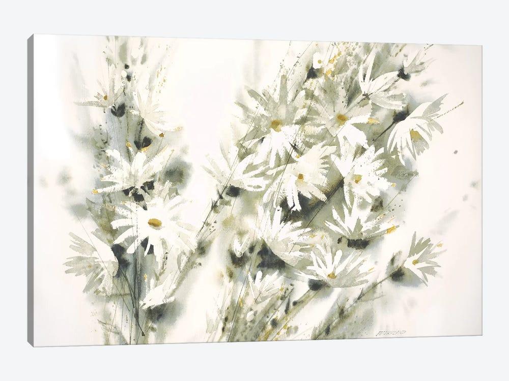 Daisy Spray by George Bjorkland 1-piece Art Print