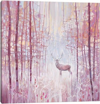 Frost King Canvas Art Print
