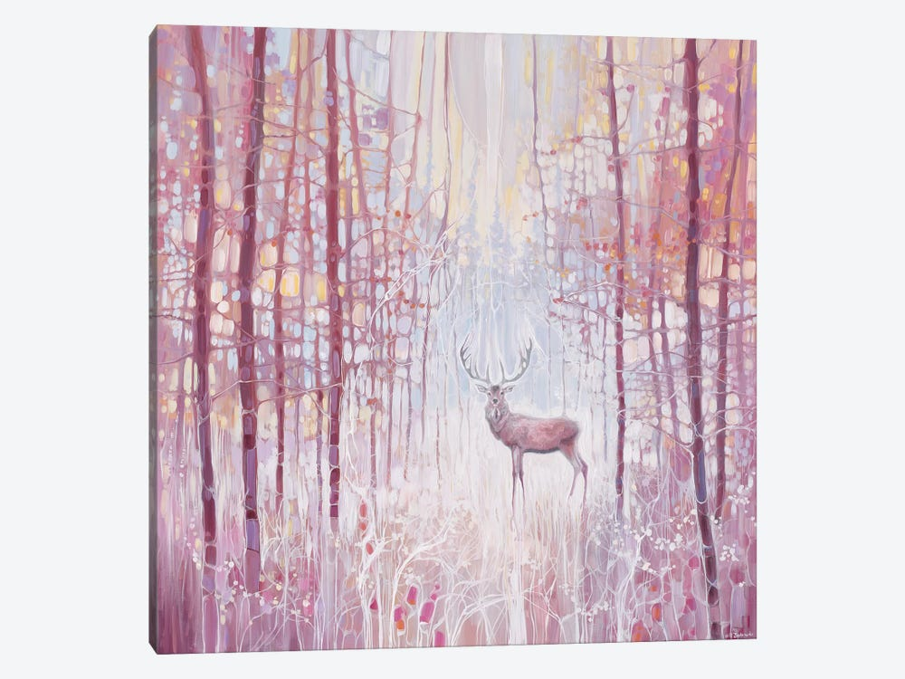 Frost King by Gill Bustamante 1-piece Canvas Art Print