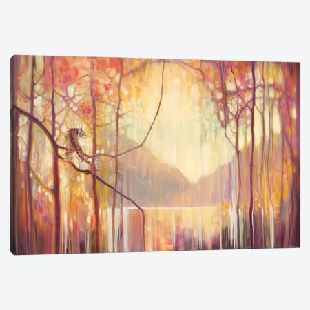 In Another Place Canvas Print #GBU19} by Gill Bustamante Canvas Artwork