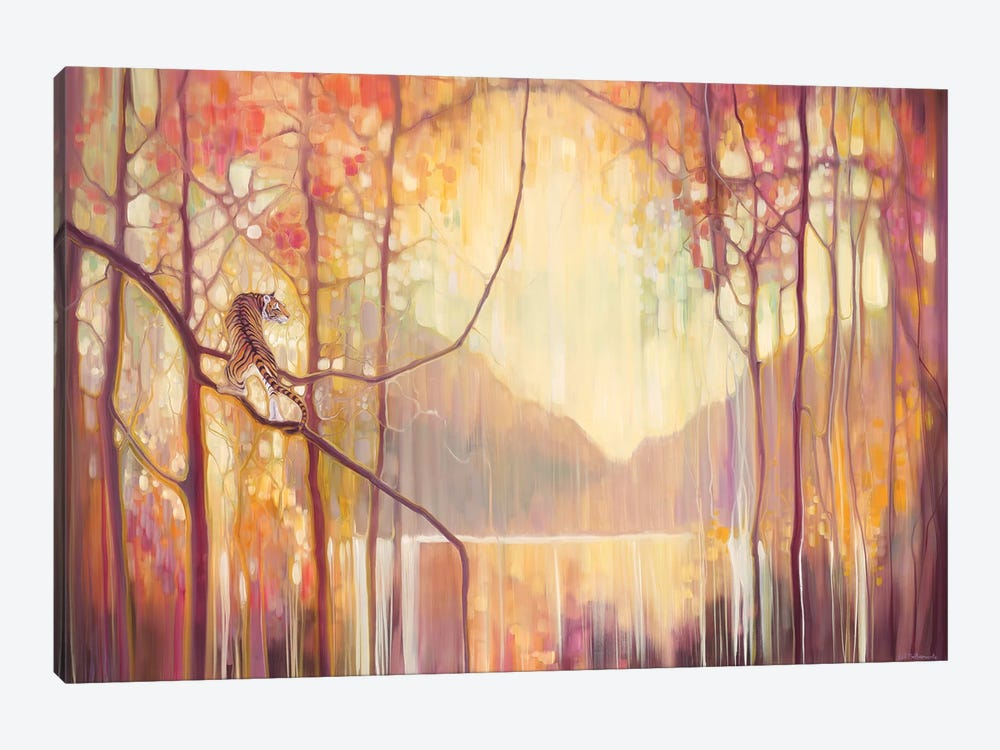 In Another Place by Gill Bustamante 1-piece Canvas Wall Art