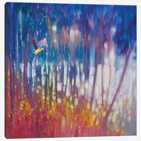 Jewel Of Nature Canvas Print #GBU20} by Gill Bustamante Canvas Art Print