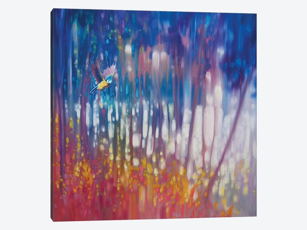 Jewel Of Nature by Gill Bustamante 1-piece Canvas Wall Art