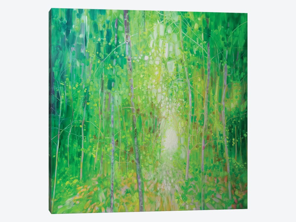 King Of The Green Wood by Gill Bustamante 1-piece Art Print