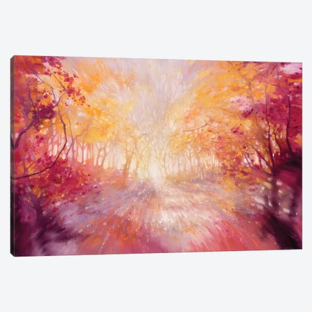 Nature Calls Canvas Print #GBU30} by Gill Bustamante Canvas Artwork