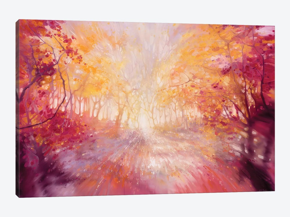 Nature Calls by Gill Bustamante 1-piece Canvas Art Print