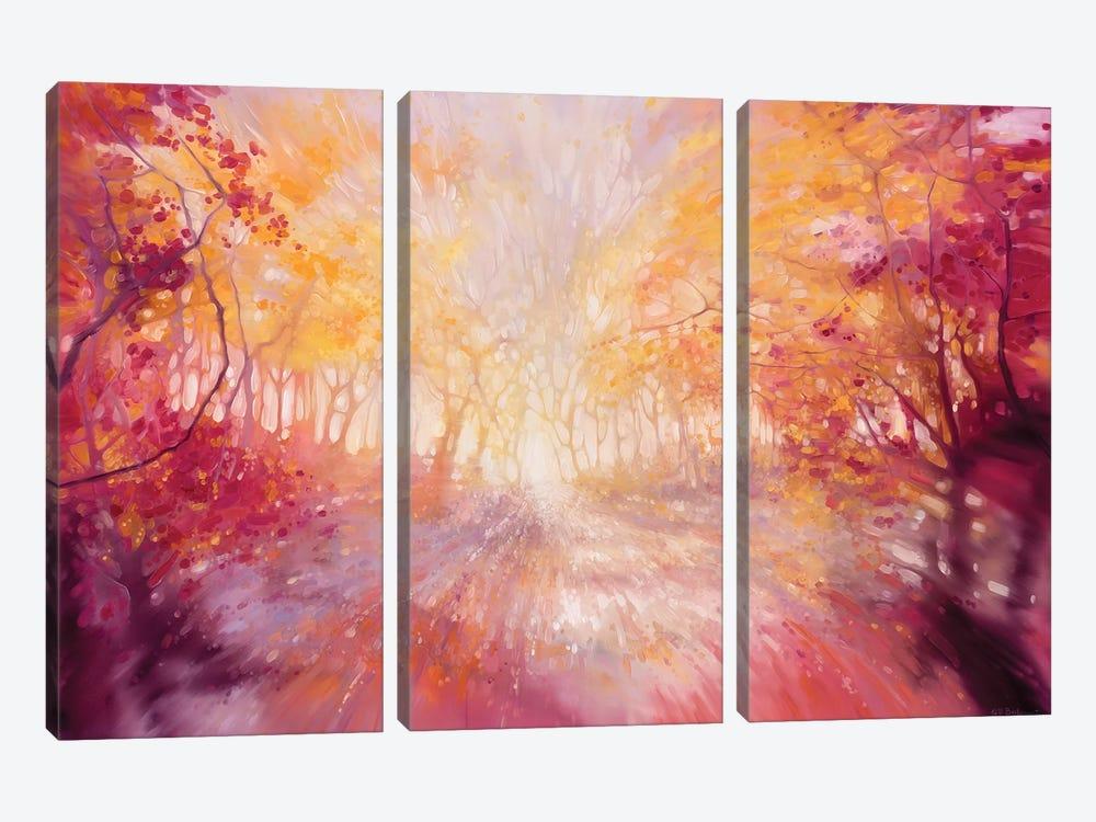 Nature Calls by Gill Bustamante 3-piece Art Print