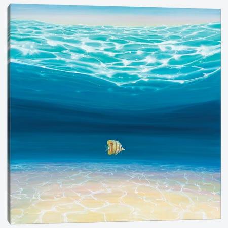 Starting Again Canvas Print #GBU41} by Gill Bustamante Canvas Art Print