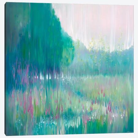 Ageless Meadow 3-Piece Canvas #GBU50} by Gill Bustamante Canvas Artwork