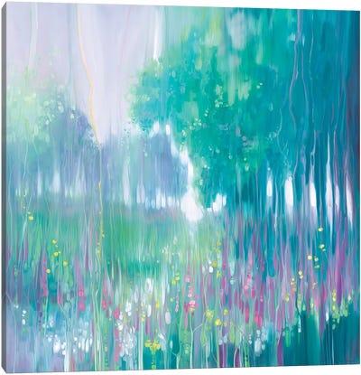 June Melody Canvas Art Print