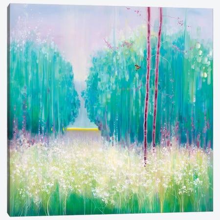 May Meadow 3-Piece Canvas #GBU52} by Gill Bustamante Canvas Artwork