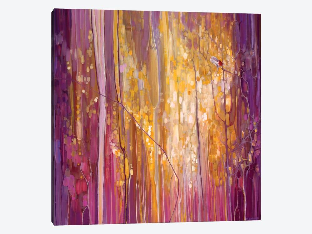 Robin's Song by Gill Bustamante 1-piece Canvas Artwork