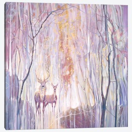 Ethereal Canvas Print #GBU59} by Gill Bustamante Canvas Wall Art