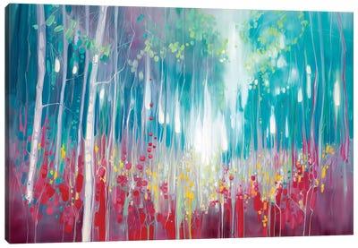 Roaring Summer Canvas Art Print