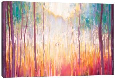 Elusive II Canvas Art Print