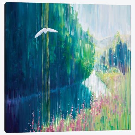 Enchanted Canvas Print #GBU68} by Gill Bustamante Art Print
