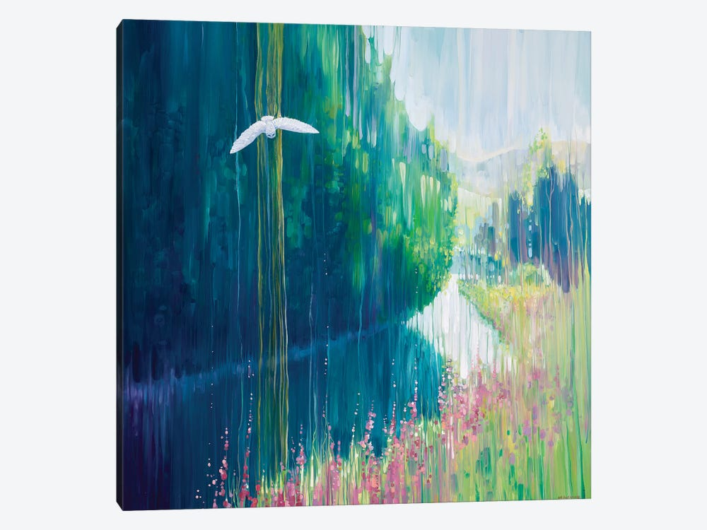 Enchanted by Gill Bustamante 1-piece Canvas Art