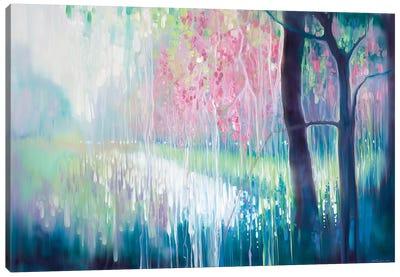 Song Of April Canvas Art Print