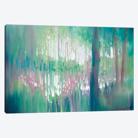 The Discovery Canvas Print #GBU71} by Gill Bustamante Canvas Art