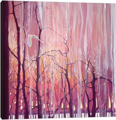 Twilight Grace Canvas Art Print