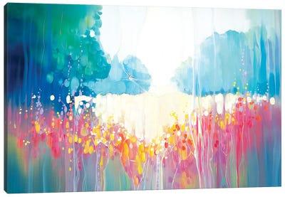 Summer Harmony Canvas Art Print