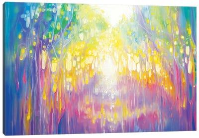 Anticipation Canvas Art Print