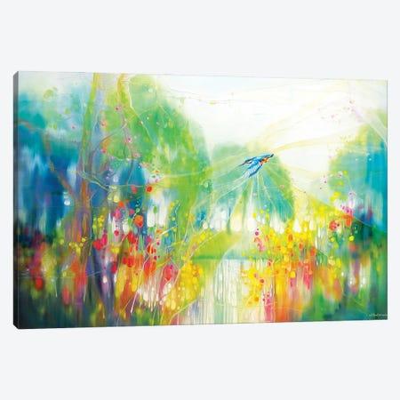 River Spell Canvas Print #GBU85} by Gill Bustamante Canvas Artwork