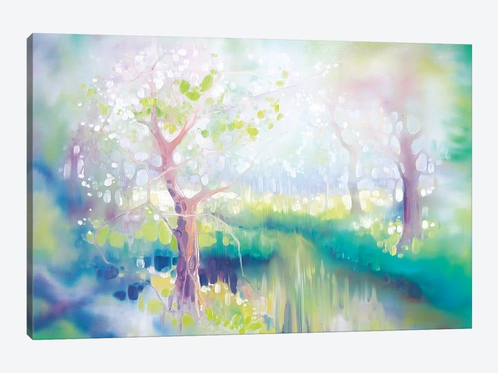 River Glade by Gill Bustamante 1-piece Canvas Artwork