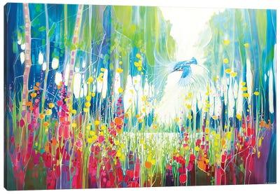 The Magician Canvas Art Print