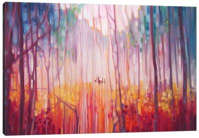 Elusive Canvas Art Print
