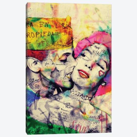 Vintage Romance XIX Canvas Print #GBY24} by Brysemal Canvas Wall Art