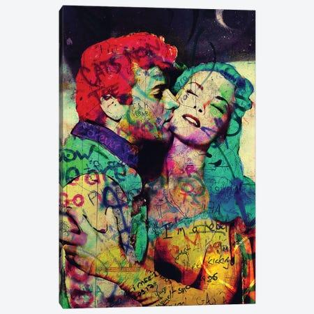 Vintage Romance XII Canvas Print #GBY25} by Brysemal Canvas Art