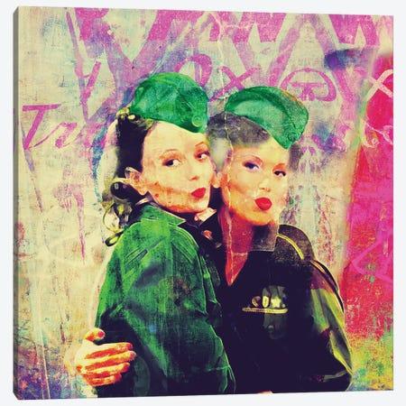 Duckface Canvas Print #GBY4} by Brysemal Canvas Print