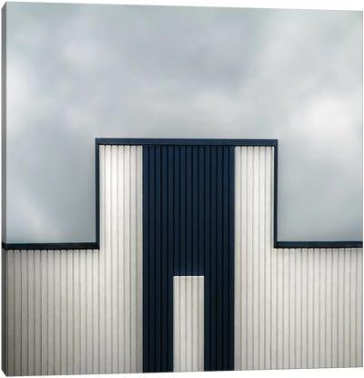 The Tetris Factory Canvas Art Print