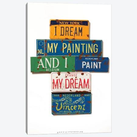 Vincent Dream Canvas Print #GCO36} by Gregory Constantine Canvas Artwork
