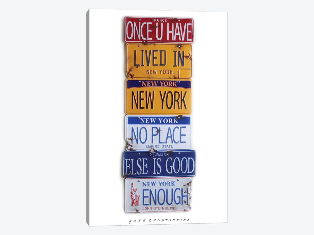 Once U Have by Gregory Constantine 1-piece Canvas Wall Art