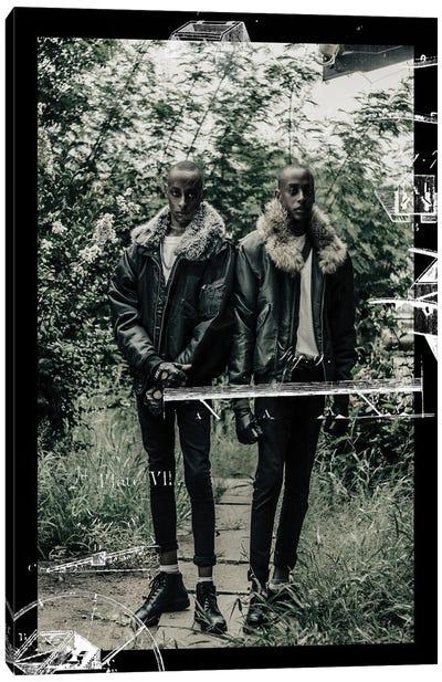 Twins (2017) II Canvas Art Print