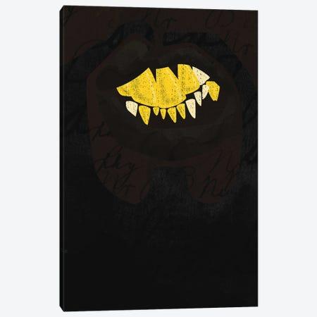 Grillz II Canvas Print #GCR57} by Giancarlo LaGuerta Canvas Art Print