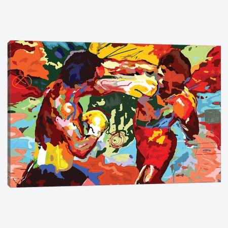 DING DING Canvas Print #GCZ16} by Gabriel Cozzarelli Canvas Print