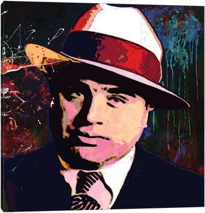 Al Capone Canvas Art Print