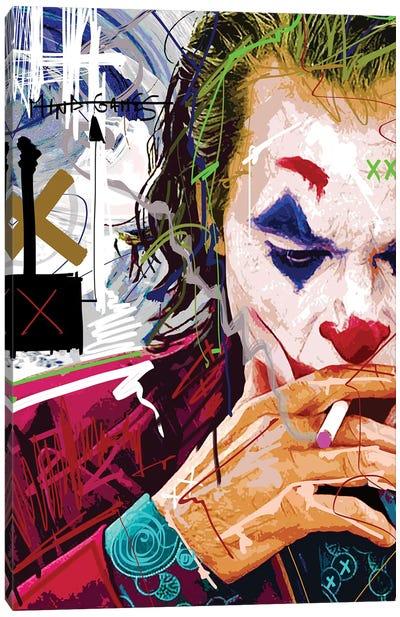JK2 Canvas Art Print