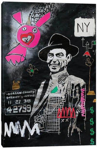 Music Gangster Canvas Art Print