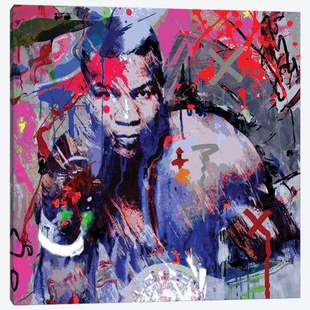 Tyson X Canvas Print #GCZ59} by Gabriel Cozzarelli Canvas Artwork