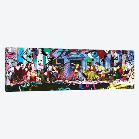 Last Soupper Canvas Print #GCZ60} by Gabriel Cozzarelli Canvas Art Print